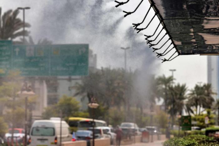 يهدّد الاحتباس الحراري بجعل الحياة غير محتملة للبشر في دول الخليج