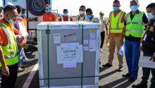 شحنة من التبرعات الأمريكية تصل تيمور الشرقية عن طريق مبادرة كوفاكس