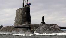 تمتلك بريطانيا 11 غواصة تعمل بالطاقة النووية