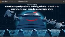 تقرير وكالة رويترز يوم الأربعاء 13 أكتوبر أثار ضجة ضد شركة أمازون