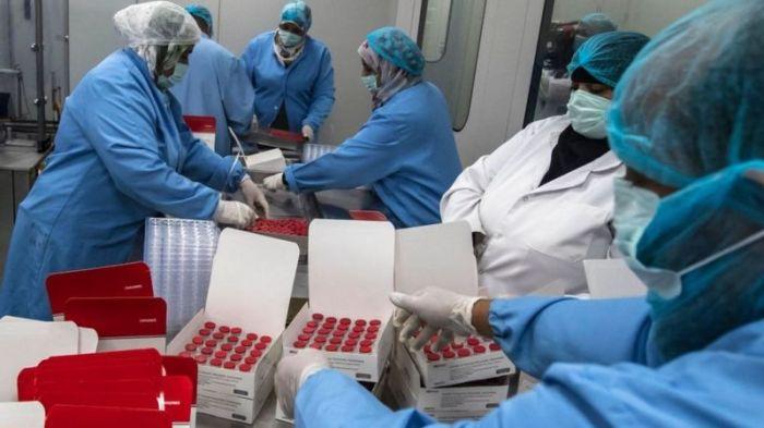 توزيع لقاح كورونا علي مراكز التطعيم في مصر